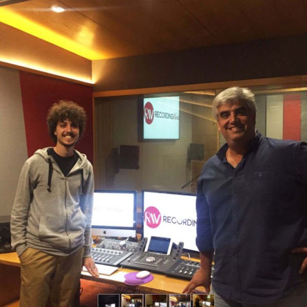 RECORDINGWORDS MADRID!!